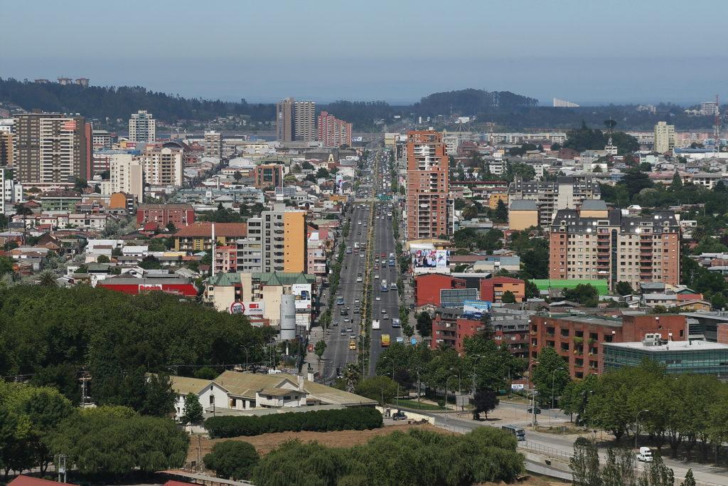 Concepción es otra de las ciudades con metro cuadrado barato