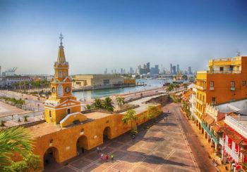 Las ciudades más seguras de Colombia