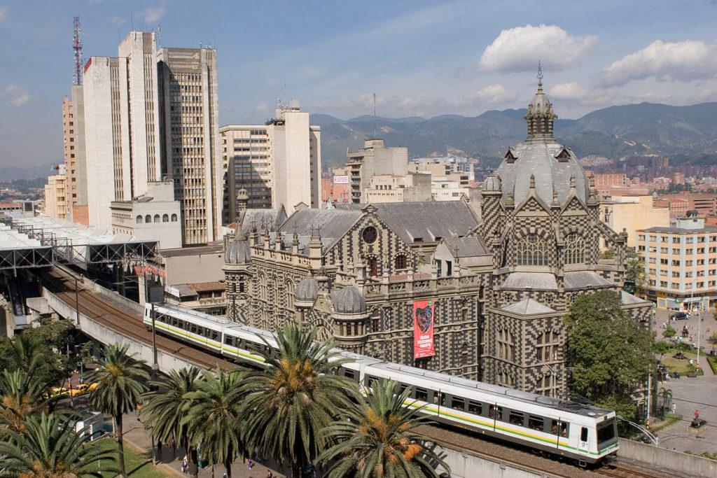 Todo accesible desde Medellín