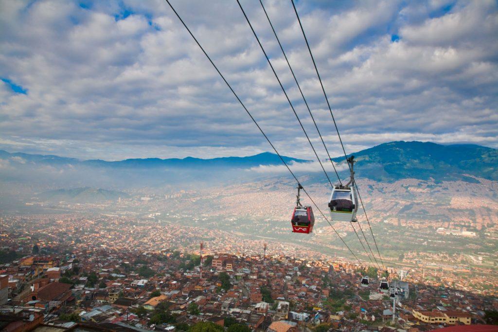 Razones para vivir en Medellín