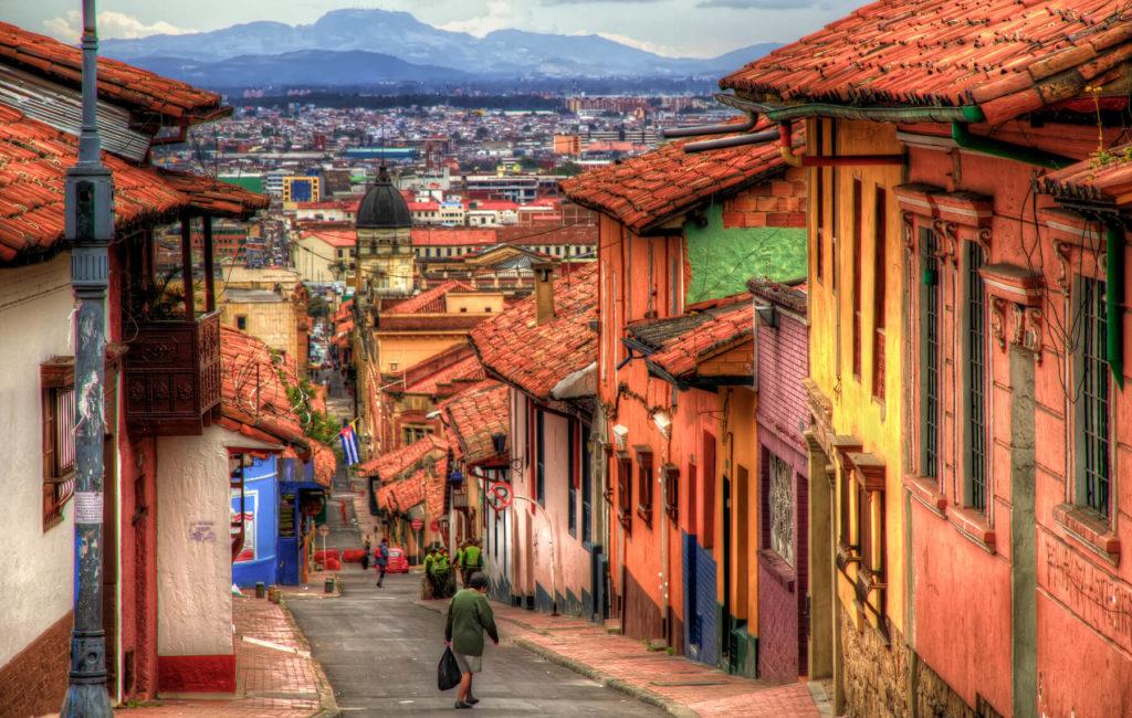 La historia de Bogotá