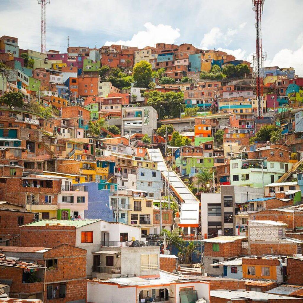 Medellín es la ciudad de la primavera