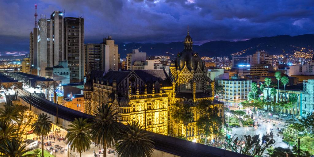 Cómo funciona Medellín