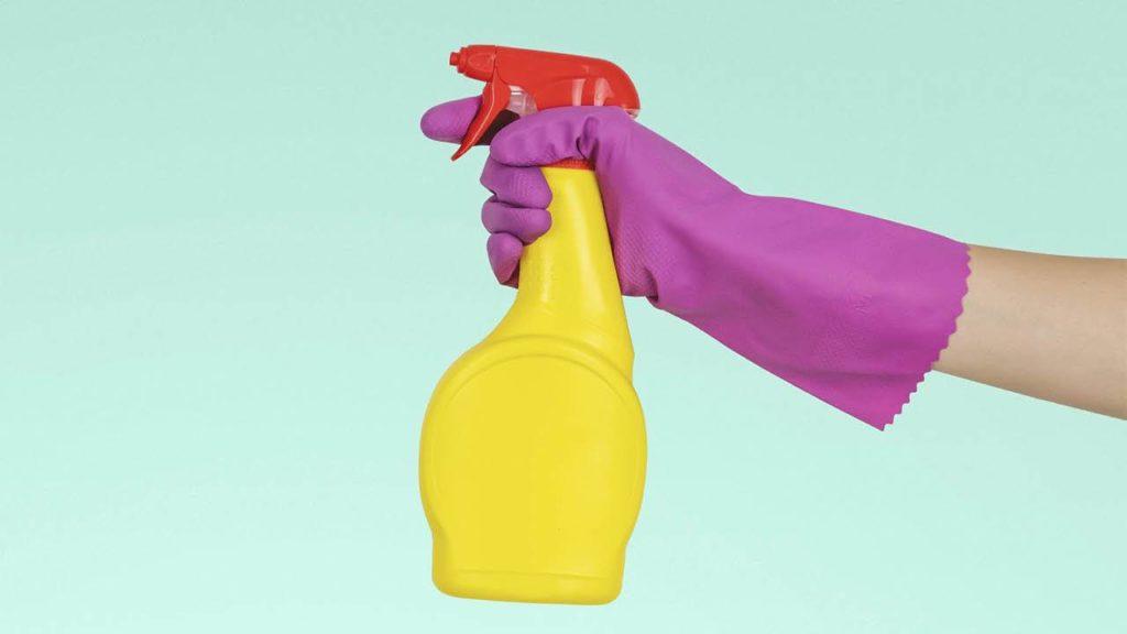 Cómo desinfectar tu hogar de coronavirus