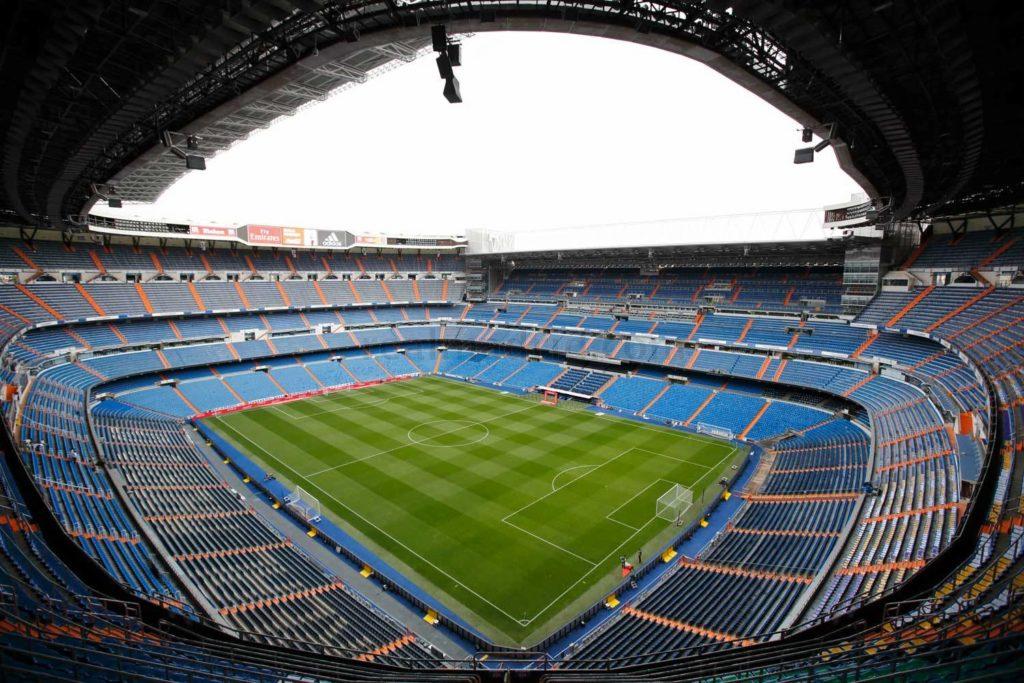 El Estadio Santiago Bernabeu es el templo del siglo XXI