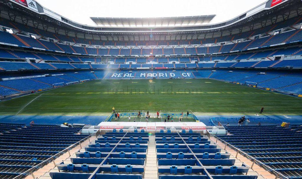 Cómo luchar contra el Santiago Bernabéu